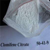 China Post Cycle Therapy Clomid Clomiphene Citrate 50mg for anti cancer anti estrogen on sale