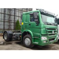 Wholesale HOWO 4x2 Prime Mover, 371HP 30T Automatic Tractor Truck 90 Saddle from china suppliers