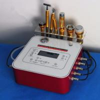 Wholesale rf no needle mesotherapy machine,5D facial sculpture needle free cosmetic exfoliating hydrating whitening collagen prom from china suppliers