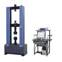 China Computerized 100KN Universal Material Testing Machine for Tensile Compression Bending on sale