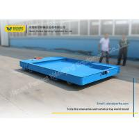 Wholesale Heavy Material Industrial Motorized Carts / Battery Transfer Cart Emergency Stop Buttons from china suppliers