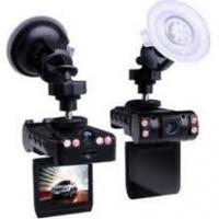 """Wholesale 3.5"""" TFT LED Anti-glare night vision function Dual Camera Car DVR with Reversing rear view from china suppliers"""