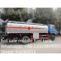 Buy cheap factory sale best price Dongfeng 190hp diesel 15cbm refueling truck for sale, hot sale good price 15m3 oil tank truck from Wholesalers