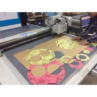 China Rubber gasket making cnc cutting table on sale