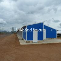 Wholesale Fine Price Prefabricated Steel Poultry Farm Chicken with best design from china suppliers