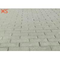 Wholesale Flexibility Silicone Stamp Concrete Molds Brick Texture With Polyurethane from china suppliers