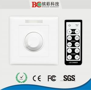 China ac 85-265v ir remote control  0-10V LED dimmer on sale