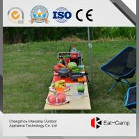 Wholesale Outdoor Folding Square Kitchen Storage Boxes With Windproof Stoves 40L from china suppliers