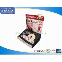 Wholesale Cardboard Counter Display for Cosmetic Products,Liquid Makeup Beauty Products Display from china suppliers