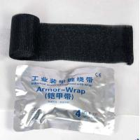 industrial armor intertwined with wrap white color or black color armoring tape