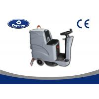 Wholesale Heavy Duty Industrial Floor Scrubber Machine , Concrete Floor Cleaner Machine from china suppliers