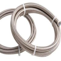 Wholesale SAE 100R14 High Pressure Stainless Steel Wire Braid Hydraulic Teflon Fireproof Hose from china suppliers