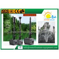 China Single Stage Submersible Fountain Pump Wear Resistant Long Service Life  on sale