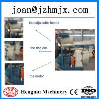 China Fair price good quality ring die wood pellet machine with Ex-factory price on sale