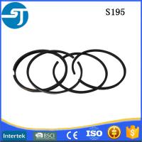 Wholesale China S195 diesel engine cypr piston ring set price for samll tractor engine from china suppliers
