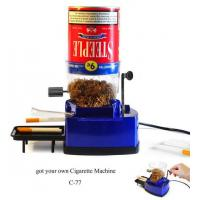 China Home Use Electric Cigarette Rolling Machine on sale