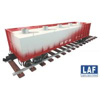 Bulk Liner for train container