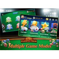 Wholesale English Version Pineapple Cards Poker Software Gamble Cheat for Analysis from china suppliers