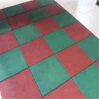 Wholesale High quality top-selling open playground rubber tile rubber flooring for children from china suppliers
