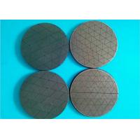 China CBN PCBN Blanks Cutting Tools Inserts Impacts Tips Abrasive Disc High Productive Efficiency on sale