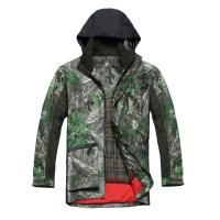 Buy cheap Hoody Waterfowl Hunting Clothing , Camo Hunting Jacket For Women from Wholesalers