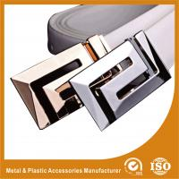 Buy cheap CE SGS Zinc Alloy Decorative Customizable Belt Buckles For Dress from Wholesalers
