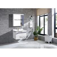 Wholesale Modern Washbasins PVC Bathroom Vanity With Metal DTC Runners And Hinges from china suppliers