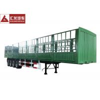 Wholesale Double Tyre Container Transport Trailer Heavy Duty  Submerged Arc Welding from china suppliers