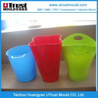 Wholesale customer design plastic bucket mould from china suppliers