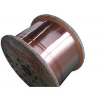 Wholesale Anti-Oxidant Copper Clad Aluminum Cable Inner Conductor For Coaxial Cable ,  RF Cable from china suppliers