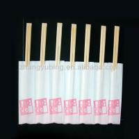 Buy cheap Disposable bamboo sushi chopsticks from wholesalers