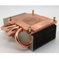 Wholesale 120W Aluminum Fin Copper Pipe Heat Sink For Computer Cooling from china suppliers