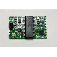 Quality 13.56MHZ HF Embedded Reader Modules-JMY622 UART&IIC Interface RFID Reader Module Antennas Connection for sale