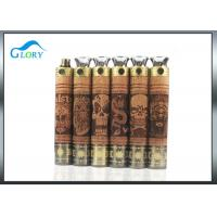 Wholesale 900mah Vaporizer wax dry herb pen Vapor Electronic Cigarette wooden e fire from china suppliers