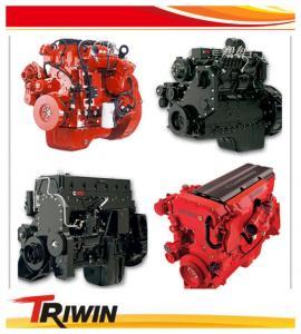 China Original Genuine Diesel Engine Cummins Truck Engine L375 ISBe ISF3.8 on sale
