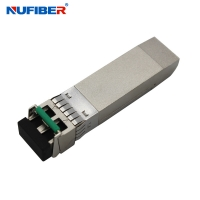 Wholesale 10G SFP+ Cwdm Transceiver Single Mode 40km 1270nm 1610nm from china suppliers