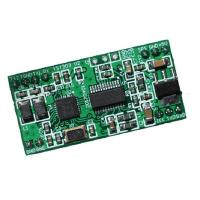 Wholesale small size 13.56MHz RFID card reader module with UART or IIC interface from china suppliers