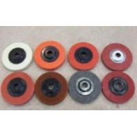China Non Woven Abrasive Disc With Plastic Cover on sale