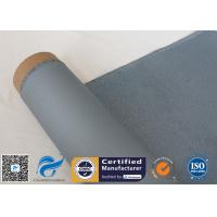 "Buy cheap Silicone Coated Fiberglass Fabric Grey 1050GSM 39"" Engine Exhaust Covers from wholesalers"