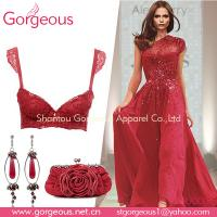 Wholesale Elegant red sexy ladies bra from china suppliers