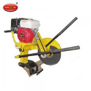 China Good Price NQG-II Model Portable Rail Cutting Machine Gasoline on sale