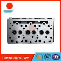 Wholesale Kubota D1703 D1705 cylinder head 16444-03045 16467-03049 16467-03050 L2900 L3300 L3410 L3430 from china suppliers