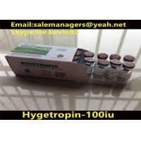 Wholesale Injectable Hygetropin Hgh Weight Loss Hormones Cas 96827-07-5 For Fat Mobilization from china suppliers