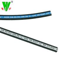 Buy cheap Hydraulic hose fabrication China 1 inch size available MSHA hydraulic hose from wholesalers