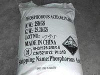 Wholesale Colorless Crystal Phosphorous Acid Powder Industry Grade CAS No 10294 56 1 from china suppliers