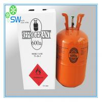 Wholesale Refrigerante r600a gas for sale isobutane refrigerant r600a gas from china suppliers