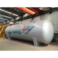 Wholesale Cooking Gas Refilling LPG Gas Tanker Truck For LPG Station Plant ASME 50 Cbm 25MT from china suppliers