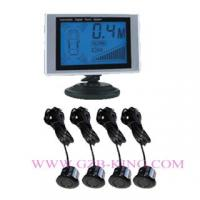 Wholesale Parking Sensor with LCD display ( 4 sensors) from china suppliers