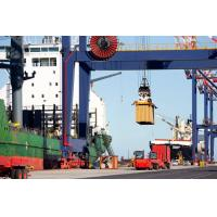 Wholesale Mobile Shipping Container Crane / Double Girder Gantry Crane For Port from china suppliers