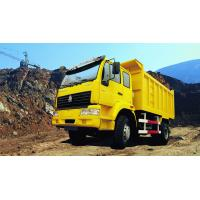 Quality 8 Ton 4X2 Heavy Duty Dump Truck for Transport , SINOTRUK SWZ Diesel Truck for sale